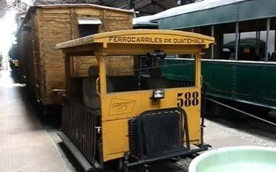 La historia del Ferrocarril de Guatemala