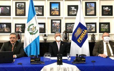 FEGUA requirió proyecto de Tren Rápido de Guatemala para 2021