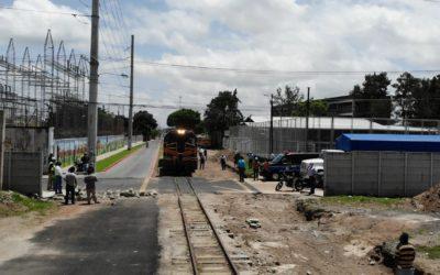 FEGUA: Tren esta listo para operar en su primera fase