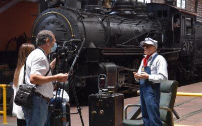 Reportaje del Museo del Ferrocarril