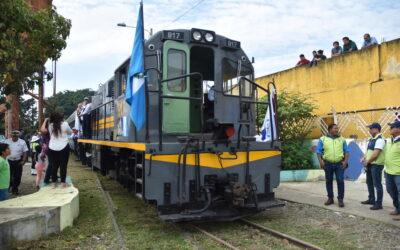 El BCIE financiará estudio para tren de carga en Guatemala